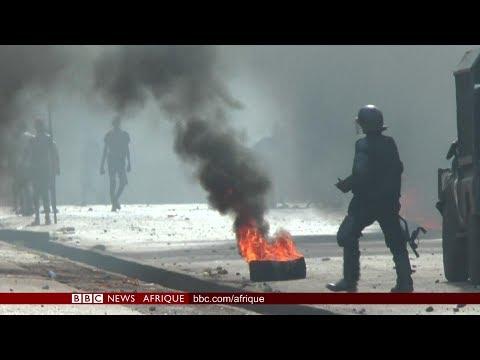 En Guinée, le 'troisième mandat ' de la colère – BBC Info