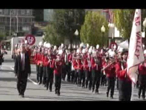 Hoosac Valley High School Marching Band - 2008