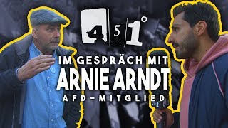 AfD-Mitglied im Gespräch | Tag der Deutschen Einheit | 451 Grad