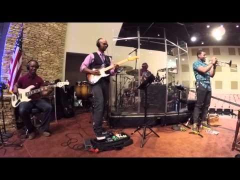 C-DUB/C.A.G. Band: He Turned It (Ricky Dillard)
