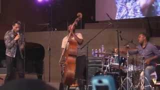 Jose James - Equinox 9/4/15 Chicago, IL @ Chicago Jazz Festival - Pritzker Pavilion