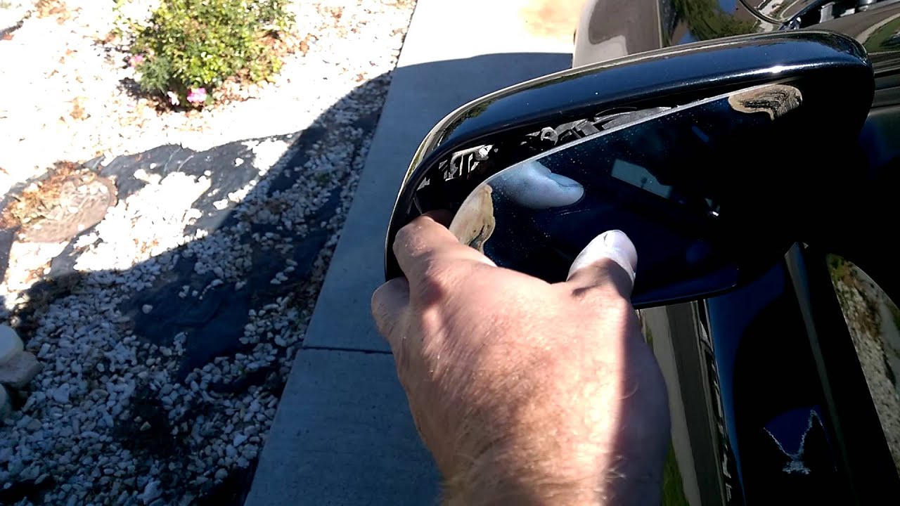 Audi A4 Side Mirror Youtube