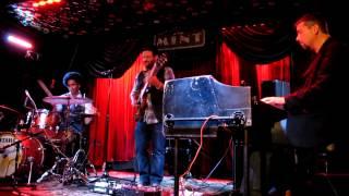 Alan Evans Trio - Authoritay