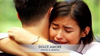 Dolce Amore | Simon & Serena | Тебя нет тут и не было...