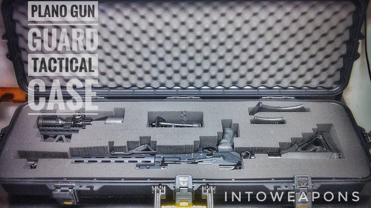 Plano Gun Case Review: All Weather Tactical Rifle Case - YouTube on aw gun, mm gun, gm gun, dd gun, tt gun, mr gun, sg gun, sk gun,