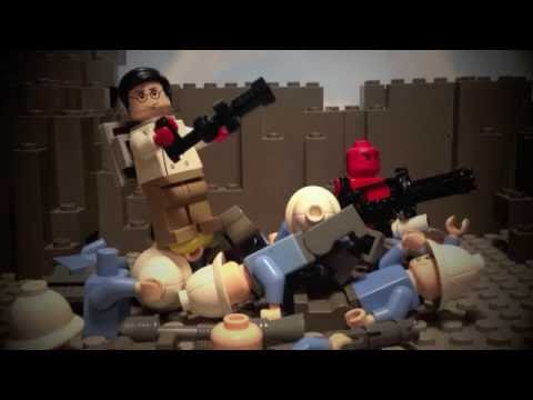 lego team fortress 2 meet the medic picture
