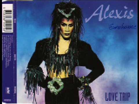 """EURODANCE: Alexis - Love Trip (7"""" Mix)"""