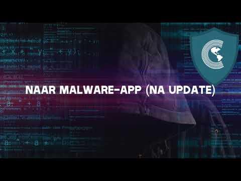 QR-code scanner App wordt na update Malware
