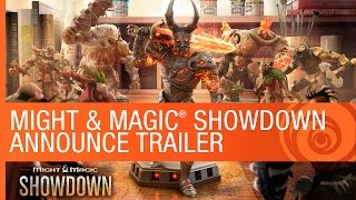 Might & Magic Showdown Reveal Trailer
