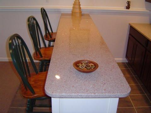 Granite Vs Silestone Countertop Differences Video