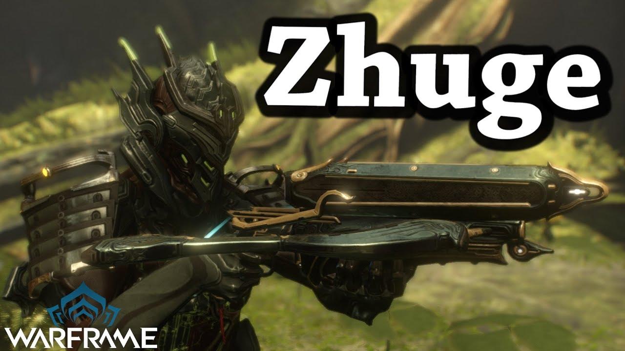 Zhuge Warframe Build