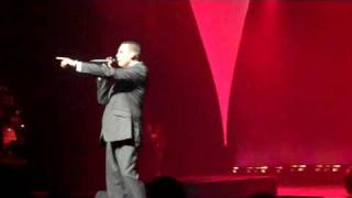 """Soave singing, """"Crying Over You"""" at Lehman Center Freestyle Concert: 3/19/11"""