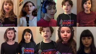 """""""Dreams of Harmony"""" sung by the Children's Chorus of Bay Ridge, Brooklyn NY"""