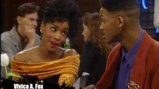 The Fresh Prince and all the Women He Dated