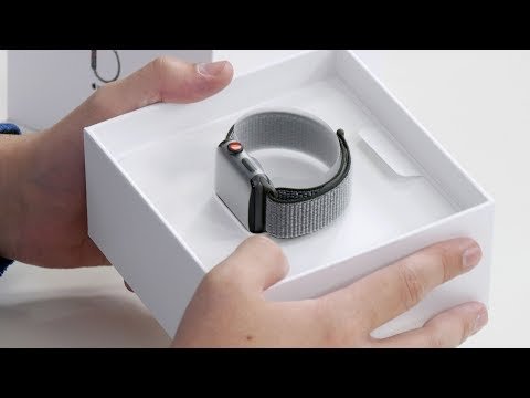 Download Youtube: APPLE WATCH SERIES 3 - UNBOXING E HANDS ON!