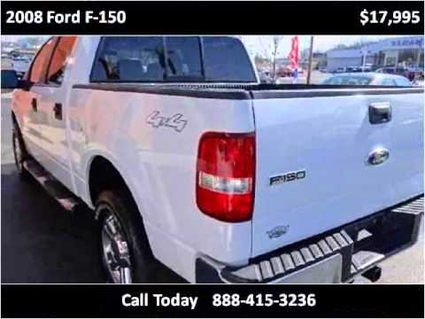 2008 ford f-150 used cars columbia tn - youtube
