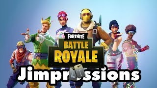 Fortnite - Switch Hit (Jimpressions) (Video Game Video Review)