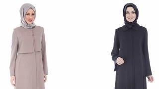 Tekbir Giyim 2016 Kışlık Pardesü Modelleri
