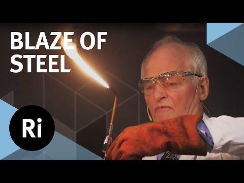 Blaze of Steel: Explosive Chemistry - with Andrew Szydlo