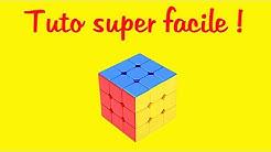 TUTO : comment réussir le cube 3x3 !