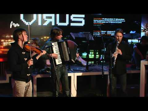 VIRUS 11 oktober 2012: Trio C tot de Derde -