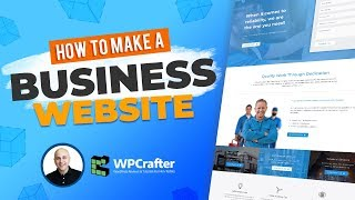 How to Make A Business Website Using WordPress & Elementor Page Builder & Astra Theme 2019