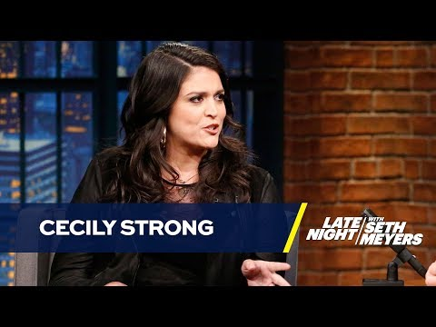 Cecily Strong Can't Wait for Melania Trump Drag Queens