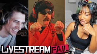 """xQc Reacts to DrDisRespect Commercial 