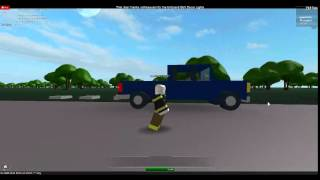 The Firefighter. Song in Roblox
