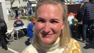 Fest For Marte Olsbu Røiseland I Froland