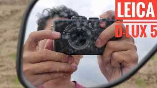 Видео [Mini Review] LEICA D-LUX 5 (автор: trimo anggoro)