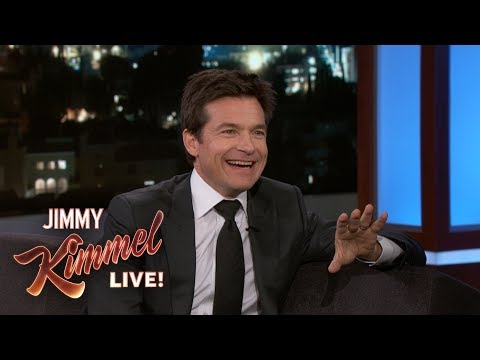 Jason Bateman on First Talk Show Experience