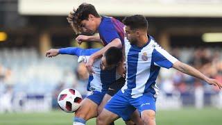 [PARTIDO COMPLETO] Barça B - Espanyol B