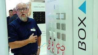 The DTA4 toilet alarm kit