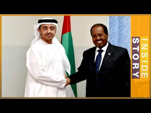 🇸🇴 🇦🇪 What's triggering tension between Somalia and the UAE?