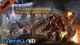 Transformers: Fall of Cybertron Gameplay (PC/HD)