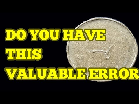 Rare Australian $1 Error Coin Worth $$$