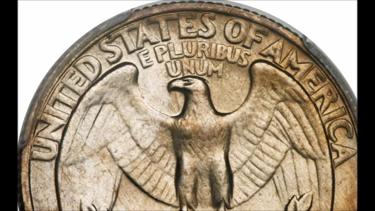 1971 Doubled Die Reverse Washington Quarter FS 801 Variety Quick Look!!