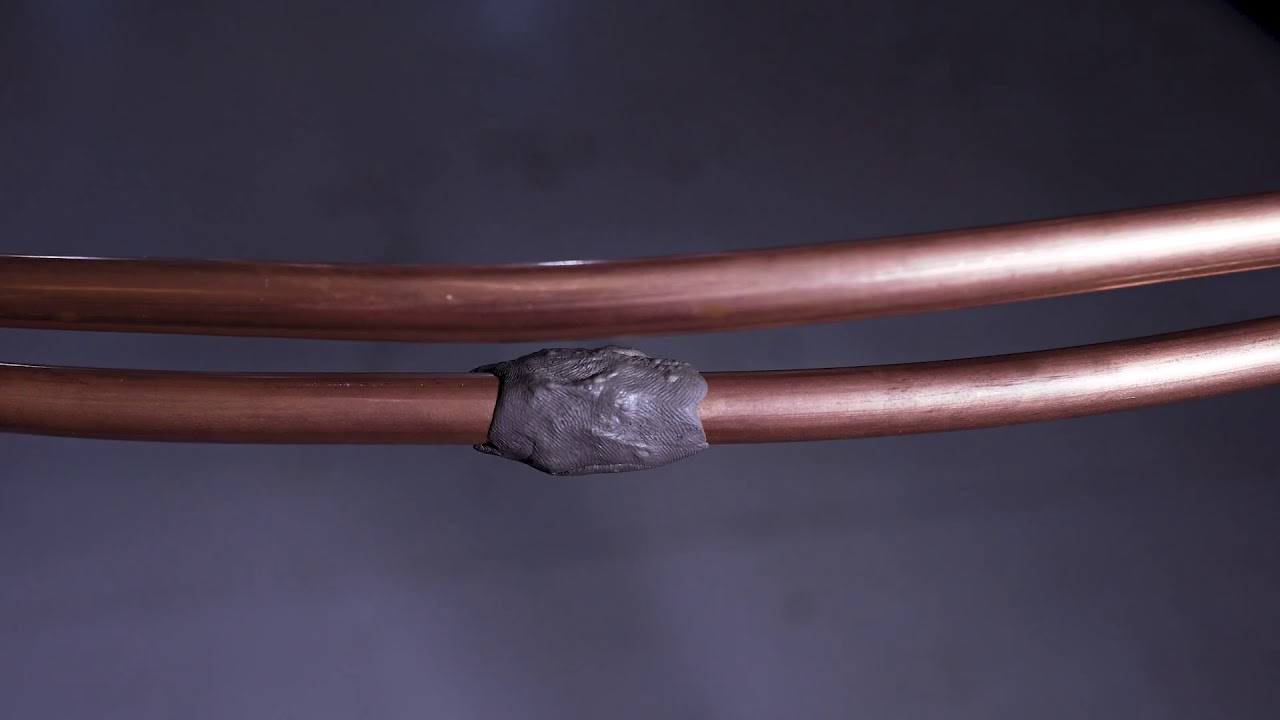 ERRECOM External Leak Stop for Air Conditioning and Refrigeration Systems