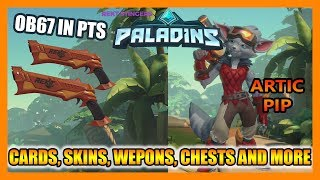Video OB67 FINAL OVERVIEW IN PTS | PALADINS | Short Version of the Last Stream download MP3, 3GP, MP4, WEBM, AVI, FLV Juni 2018