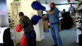 Office Boxing