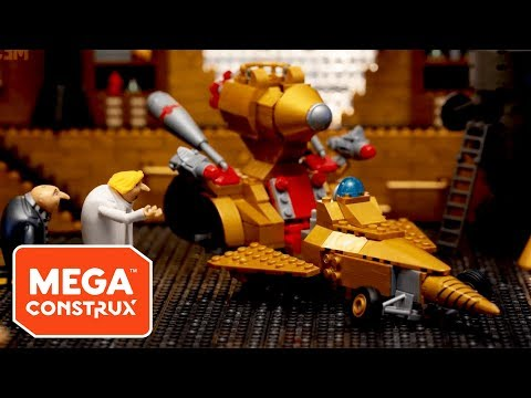 Mega Construx™ Despicable Me 3   The Runaway Rocket   Build Beyond™