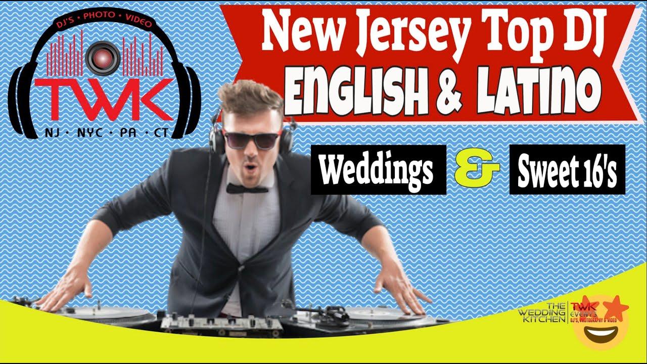 🆕 DJs in Edison   TWK Events ~ Edison NJ DJ @ Pines Manor   Latin DJ in Edison NJ
