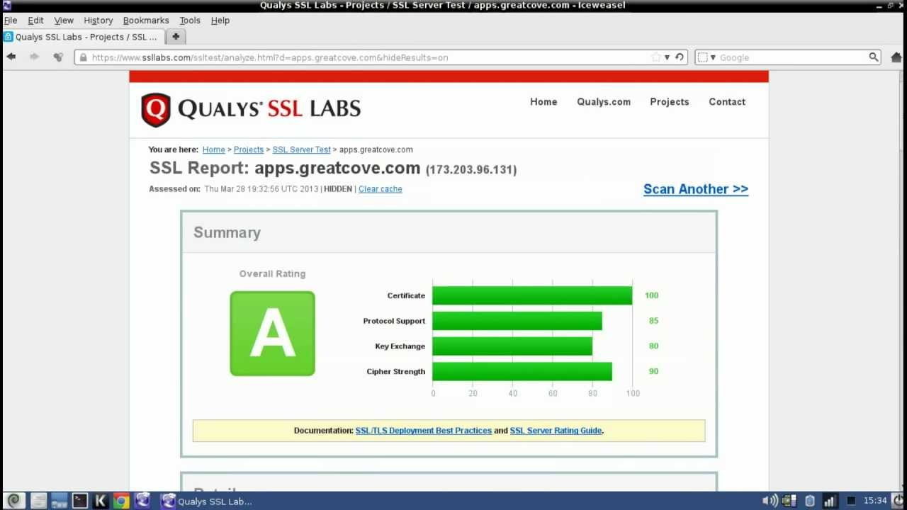 How to test security of your ssl website youtube how to test security of your ssl website 1betcityfo Gallery