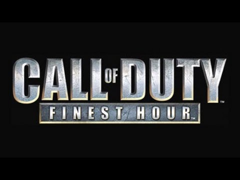Call Of Duty Finest Hour: Mission 7 - Operation Little Saturn