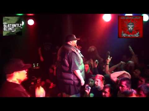 Ill Bill and Vinnie Paz [Heavy Metal Kings] live in London May 2011