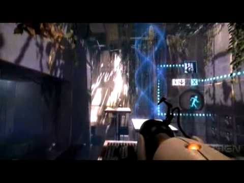 Gameplay Videos of Portal 2 Watch Portal 2 Beta Gameplay