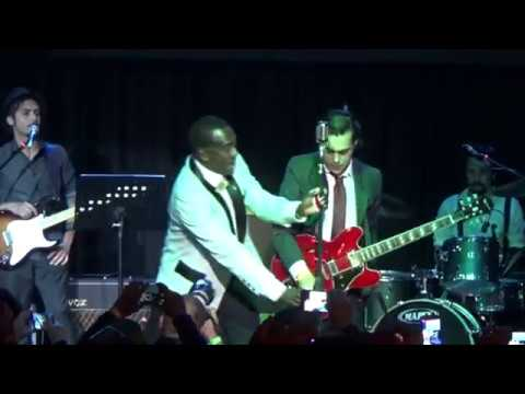 Johnny B. Goode - En vivo - Marvin Berry, Starlighters and Fede Petro en Chile