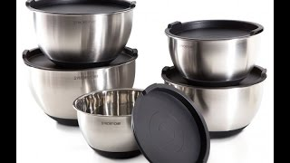 Best Mixing Bowls With Lids Review