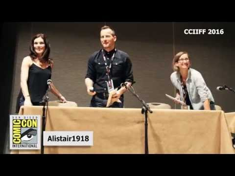Alistair1918 at ComicCon 2016